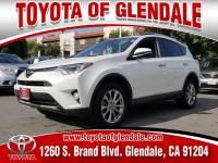 Used 2016 Toyota RAV4 Limited For Sale | Glendale CA | Serving Los Angeles | JTMYFREVXGJ078249