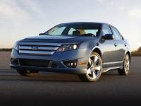 Used 2011 Ford Fusion SEL Sedan 6 For Sale in Folsom