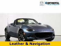 Certified Pre-Owned 2016 Mazda MX-5 Miata Grand Touring Leather RWD 2D Convertible