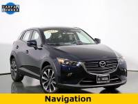 Certified Pre-Owned 2019 Mazda CX-3 Touring W/ Navigation AWD