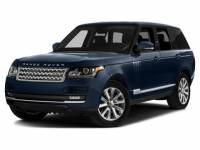 Used 2015 Land Rover Range Rover HSE SUV