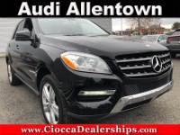 Used 2013 Mercedes-Benz M-Class ML 350 4MATIC For Sale in Allentown, PA