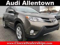 Used 2013 Toyota RAV4 4WD XLE For Sale in Allentown, PA