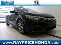 Certified Pre-Owned 2016 Honda Civic EX For Sale East Stroudsburg, PA
