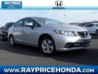 Certified Pre-Owned 2015 Honda Civic LX For Sale East Stroudsburg, PA