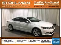 2016 Volkswagen CC 2.0T Sport For Sale | Tyson's Corner