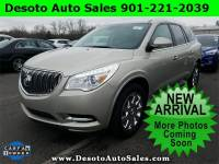 2016 Buick Enclave Leather Group 4D Sport Utility
