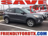 Used 2018 Ford Escape SE SUV EcoBoost I4 GTDi DOHC Turbocharged VCT for Sale in Crosby near Houston
