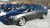Used 2013 Toyota Corolla LE Automatic Sedan Front-wheel Drive in Bennington, VT