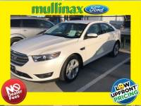 Used 2017 Ford Taurus SEL W/ Heated Leather Seats, Navigation Sedan V-6 cyl in Kissimmee, FL