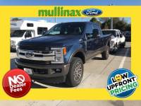 Used 2017 Ford F-250 W/ King Ranch Ultimate Package Truck Crew Cab V-8 cyl in Kissimmee, FL