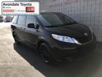 Certified Pre-Owned 2017 Toyota Sienna Front-wheel Drive in Avondale, AZ