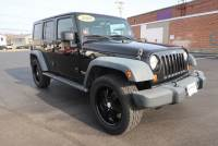 2008 Jeep Wrangler Unlimited X SUV