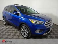 2017 Ford Escape Titanium SUV EcoBoost I4 GTDi DOHC Turbocharged VCT