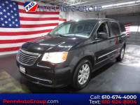 2015 Chrysler Town & Country Touring ED
