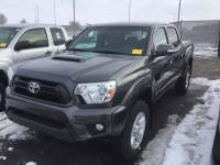 Certified Pre-Owned 2013 Toyota Tacoma PreRunner 2WD Double Cab V6 AT PreRunner 4x2 in Hiawatha, IA