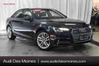 Certified Pre-Owned 2017 Audi A4 2.0T Premium in Johnston