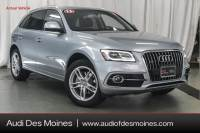 Certified Pre-Owned 2015 Audi Q5 3.0T in Johnston