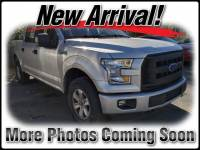 Certified 2015 Ford F-150 XL Truck SuperCrew Cab in Jacksonville FL
