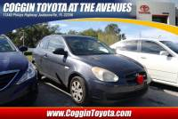 Pre-Owned 2008 Hyundai Accent Hatchback in Jacksonville FL