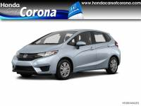2016 Honda Fit LX in Corona, CA
