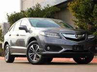 2017 Acura RDX V6 with Advance Package