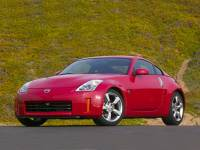 Used 2008 Nissan 350Z Touring Coupe in Williamsburg, VA