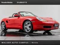 2002 Porsche Boxster   WICHITA, KS