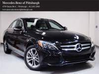 2015 Mercedes-Benz C 300 Sedan in Pittsburgh