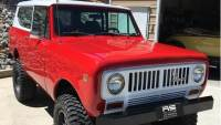 1973 International Scout -RESTORED WEST COAST BUILD VEHICLE NICE QUALITY-