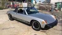 1976 Porsche 914 -TARGA-ARIZONA VEHICLE-VERY NICE-ORIGINAL INTERIOR-