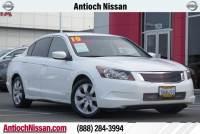 2010 Honda Accord 2.4 EX-L Sedan at Antioch Nissan