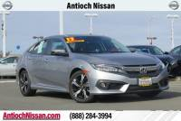 2017 Honda Civic Touring Sedan at Antioch Nissan