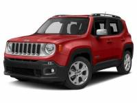 Certified Used 2018 Jeep Renegade Limited 4X4 in Souderton