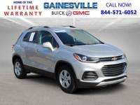 Certified Pre-Owned 2017 Chevrolet Trax FWD 4dr LT