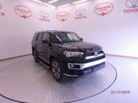 2017 Toyota 4Runner Limited 2WD