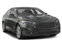 New 2019 Ford Fusion SE FWD 4D Sedan