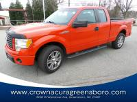 Pre-Owned 2014 Ford F-150 FX2 in Greensboro NC