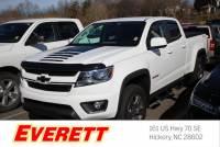 Pre-Owned 2018 Chevrolet Colorado WT Crew Cab 4x4 4WD