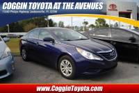 Pre-Owned 2013 Hyundai Sonata GLS Sedan Front-wheel Drive in Jacksonville FL