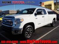 Certified Pre Owned 2016 Toyota Tundra SR 4x4 SR Double Cab Pickup LB (5.7L V8 FFV) for Sale in Chandler and Phoenix Metro Area
