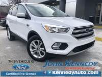 2017 Ford Escape SE SUV EcoBoost I4 GTDi DOHC Turbocharged VCT