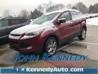 2016 Ford Escape Titanium SUV EcoBoost I4 GTDi DOHC Turbocharged VCT