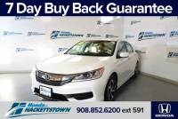 Used 2016 Honda Accord For Sale at Honda of Hackettstown | VIN: 1HGCR2F37GA123140