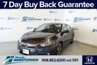 Used 2016 Honda Civic For Sale at Honda of Hackettstown | VIN: 19XFC1F72GE203131