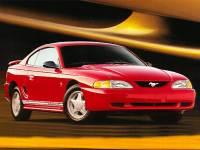 1998 Ford Mustang Base Coupe - Used Car Dealer Serving Detroit, Lambertville, Romulus MI & Toledo OH