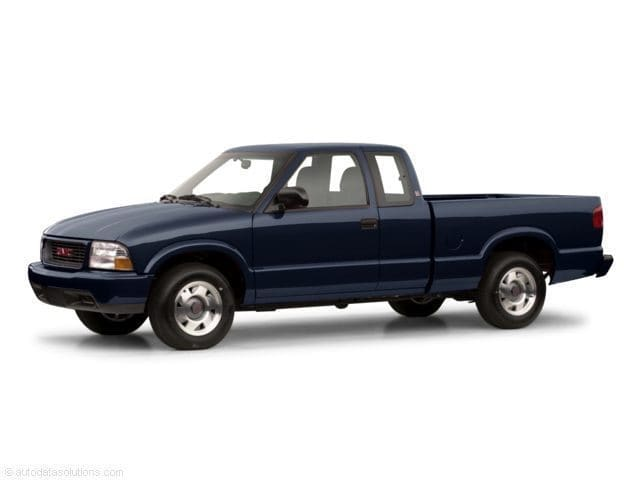 Photo Pre-Owned 2001 GMC Sonoma Truck Extended Cab in Greenville SC
