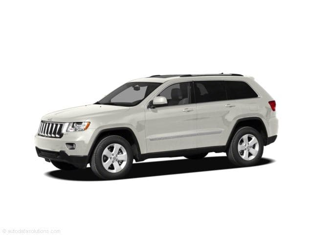 Photo Pre-Owned 2011 Jeep Grand Cherokee Laredo SUV For Sale in Raleigh NC