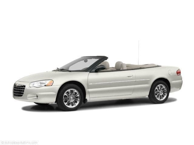Photo Used 2004 Chrysler Sebring LXi For Sale in Daytona Beach, FL