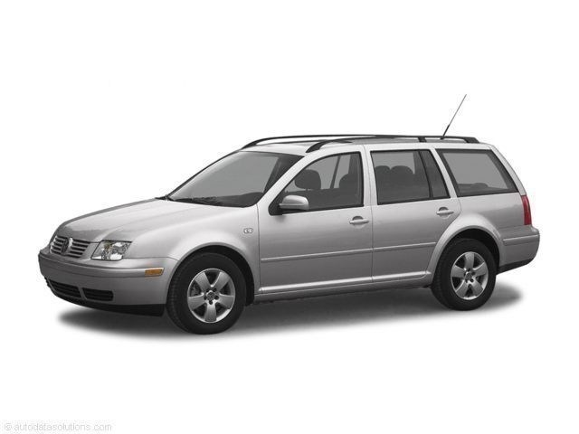 Photo Pre-Owned 2003 Volkswagen Jetta GLS 1.8T Wagon in Dublin, CA